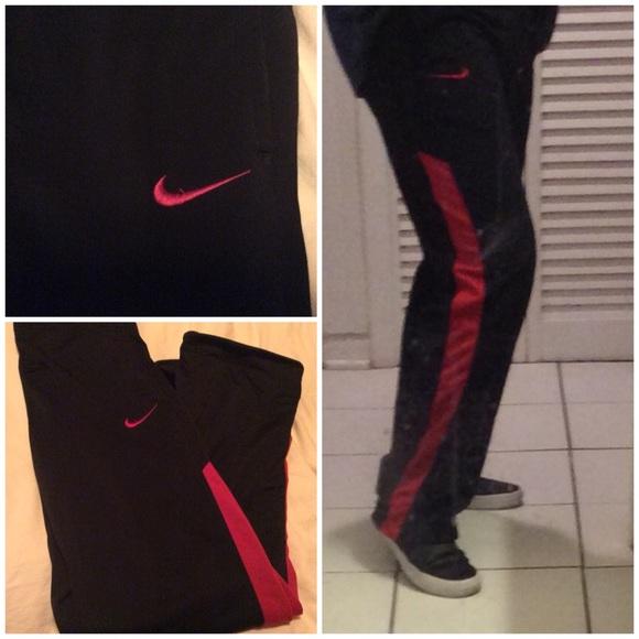 nike 2 stripe pants